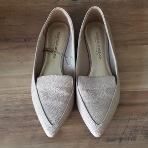 Christian Siriano Pointy Toe Flats